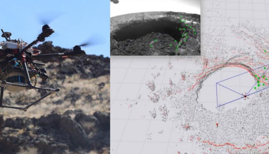 Visual-Lidar-Inertial Navigation