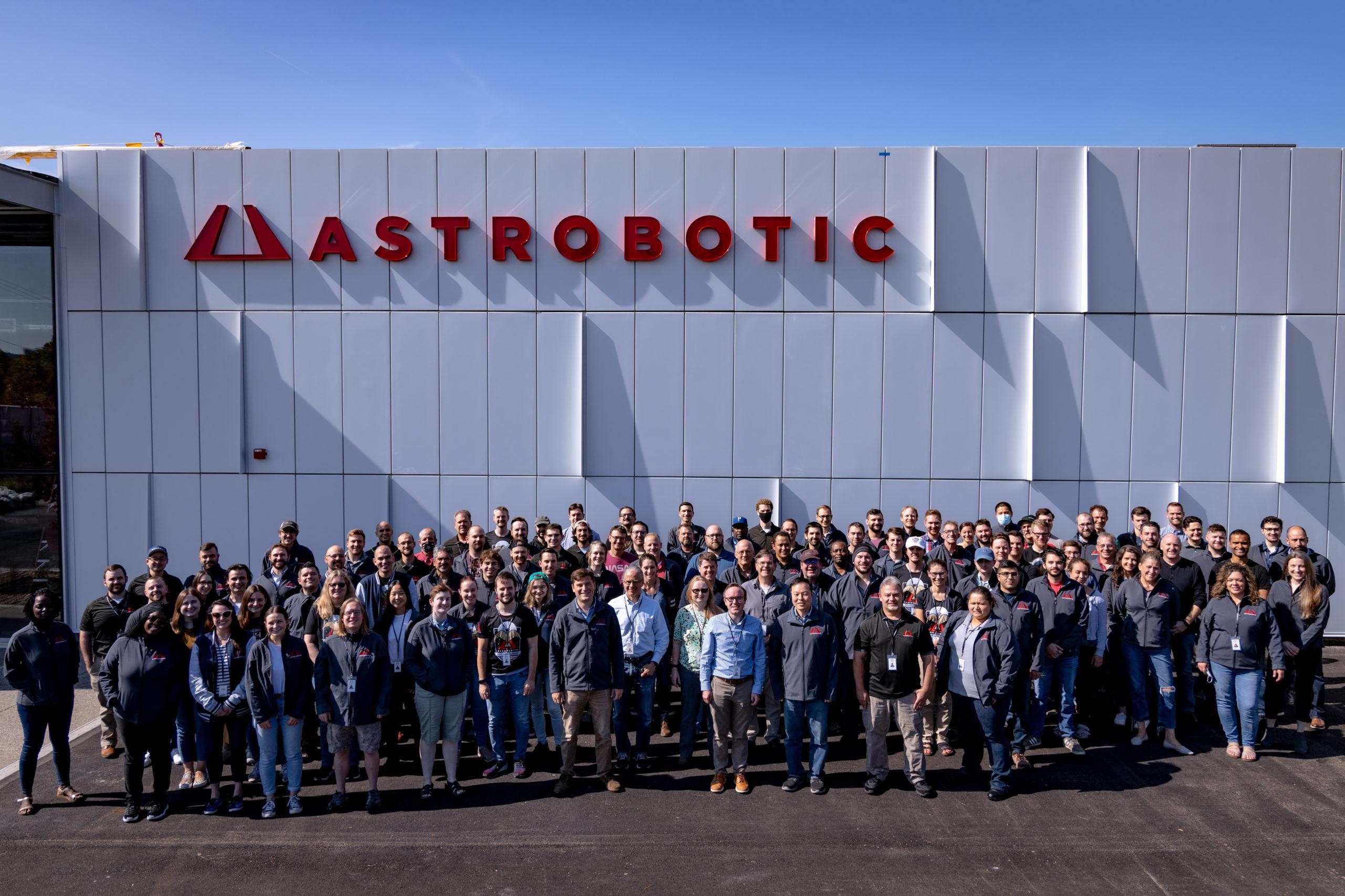 Astrobotic Team